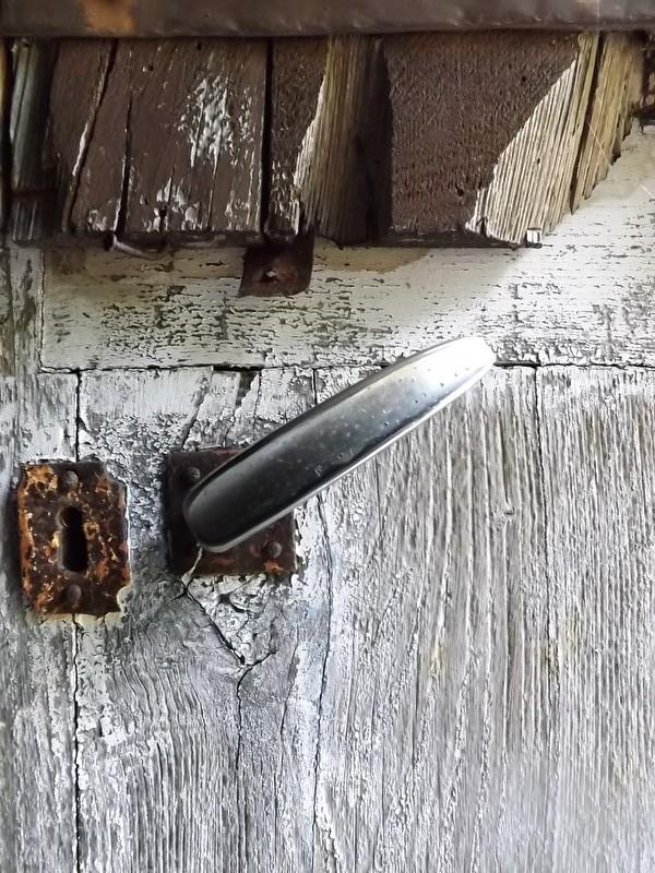 la porta di Casa Lilla